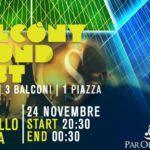 """Musica. A piazza Antonello l'iniziativa """"Up Balcony Sound Fest"""" per il progetto """"Parolimparty"""""""