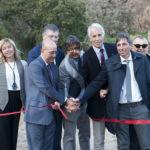 Università. Il presidente del Coni Malagò inaugura la Club House e il Centro di Equitazione del Cus Unime