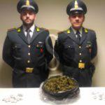 Cronaca. Nascondevano la droga in un cantiere, arrestati due giovani pusher