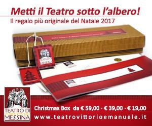 Teatro Vittorio Emanuele Christmas Box