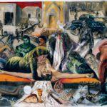 """Arte. Un dipinto di Guadagnuolo per invocare """"Pace"""" in Medio Oriente"""
