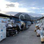 """Cronaca. Operazione """"Oil Box"""", sequestrati 18 mila litri di olio lubrificante a Palermo"""