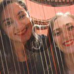Musica. A Barcellona il concerto delle arpiste Sabrina e Simona Palazzolo