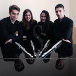 """Musica. Il quartetto di flauti Syrinx in concerto per """"Natale a Palermo"""""""