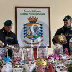 Cronaca. Carnevale, sequestrati oltre 290.000 prodotti illegali a Misterbianco