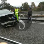 Cronaca. Incidente in autostrada, nessun ferito ma traffico in tilt