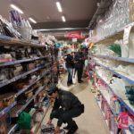 Cronaca. Palermo, sequestrati 210.00 prodotti pericolosi per bambini: due denunce per contraffazione