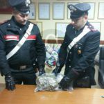 Cronaca. Scoperti con la marijuana durante un posto di blocco, arrestate due persone a Santa Lucia del Mela