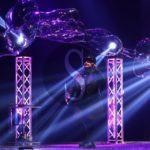 """Teatro. Al Mandanici di Barcellona Marco Zoppi incanta il pubblico con il """"Bubbles show"""""""