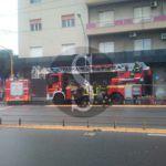 Cronaca. Messina, dimentica l'asciugacapelli acceso sul materasso: provvidenziale intervento dei Vigili del fuoco