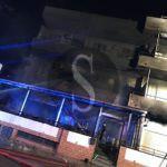 Cronaca. Distrutto dalle fiamme nella notte il Disco Pub Noirè di Villafranca