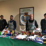 Cronaca. Sequestrati a Catania 1.750.000 articoli illegali made in China