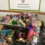 Cronaca. Messina, sequestrati 1.200 articoli illegali made in China