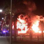 """Cronaca. Incendia il ristorante """"Il Gabbiano""""a Capo d'Orlando, arrestato 74 enne"""