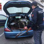 Cronaca. Messina, ladro di rame in fuga beccato dalla Polizia: denunciato