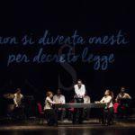 """Teatro. """"Dieci storie proprio così"""", al Teatro Biondo l'impegno di chi si oppone alla mafia"""