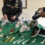 Cronaca. Catania, lotta alla contraffazione: denunciati tre cittadini stranieri