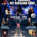 Musica. A I Candelai di Palermo la prima riunione dei fans siciliani degli U2