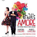 """Teatro. Al Trifiletti di Milazzo in scena """"Thats'Amore"""" di Marco Cavallaro"""