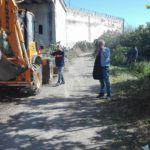 Cronaca. Barcellona, tecnici ESA al lavoro per aprire collegamento tra Acquacalda e Pozzoperla