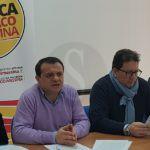 """Politica. Amministrative 2018, De Luca: """"Chiudere le partecipate, stop al tram e pretendiamo il ponte"""""""