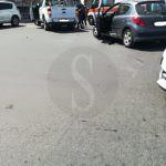 Cronaca. Incidente stradale sul ponte Longano a Barcellona, un ferito