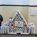 Cronaca. Messina, nasconde 56 chili di droga nell'auto: maxi sequestro alla Caronte