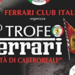 Attualità. Al via il primo trofeo Ferrari Città di Castroreale