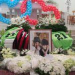 Cronaca. Messina, stamane i funerali dei piccoli Francesco Filippo e Raniero