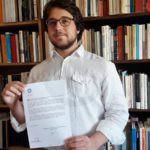 Cultura. Il poeta Alessio Arena nominato ambasciatore del Club per l'Unesco di Matera