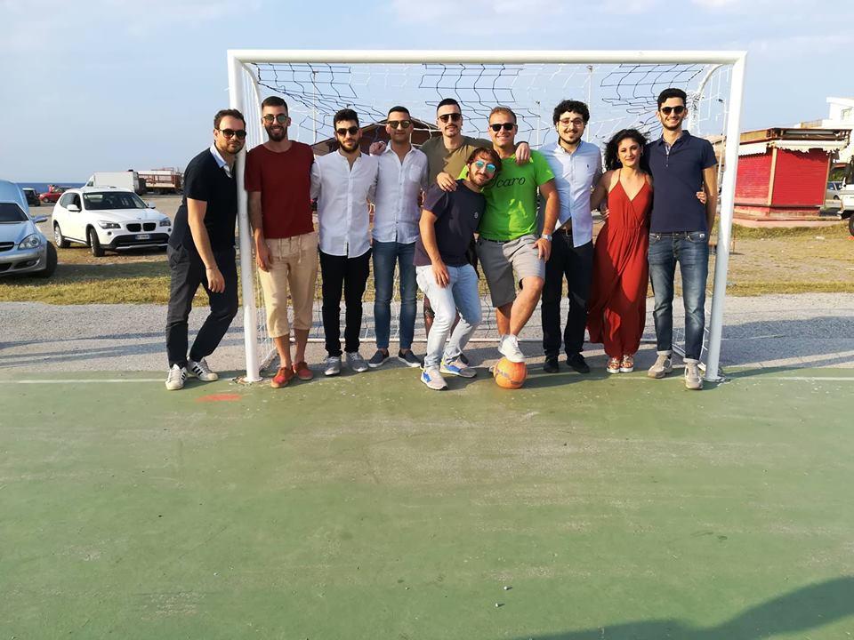 Attualità. Barcellona PG, campo calcetto Spinesante: donazione dell'associazione Icaro