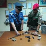 Cronaca. Lesioni aggravate e porto d'armi ingiustificato, arrestato 33enne a Barcellona PG