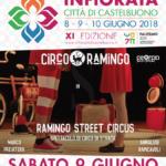 Spettacolo. Circo Ramingo, spettacolo circense contemporaneo e teatro di strada a Castelbuono