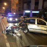 Cronaca. Incidente stradale a Messina, motociclista in gravi condizioni