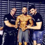 Sport. Brillante secondo posto per il barcellonese Piero Sciacca nella gara di Bodybuilding