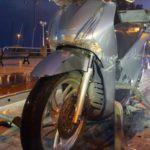 Cronaca. Incidente nella notte in via Consolare Pompea a Messina, muore scooterista