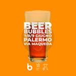 """Enogastronomia. Tutto pronto per """"Beer Bubbles"""", il festival della birra artigianale a Palermo"""