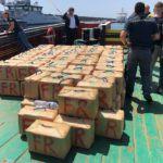 Cronaca. Catania, Guardia di Finanza sequestra dieci tonnellate di hashish a bordo di una nave