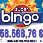 Attualità. Messina, con una cartella da un euro ne vince 58.000 al bingo di Tremestieri