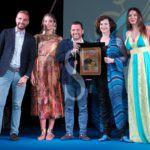 Cultura. MareFestival di Salina, premio Troisi ad Anna Galiena