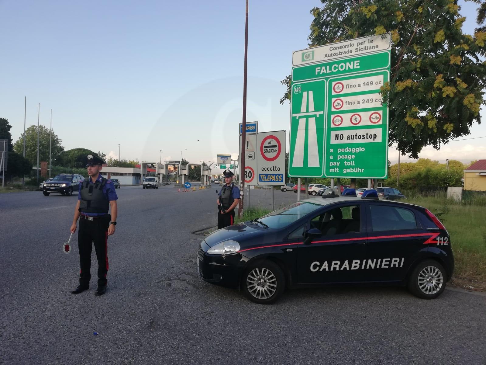 Furto abusivo di gas metano, arrestato 45enne a Falcone
