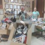 Cronaca. Lotta alla contraffazione, denunciato extracomunitario a Caltanissetta