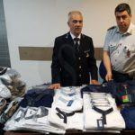 Cronaca. Catania, capi di abbigliamento contraffatti: denunciato marocchino all'aeroporto