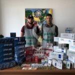 Cronaca. Vendevano sigarette di contrabbando, arrestati due uomini a Palermo
