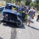 Cronaca. Frontale tra due auto a San Pier Niceto, due i feriti