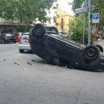 Cronaca. Messina, incidente in via Centonze: 3 feriti