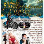 Sport. Terza edizione del motoraduno dei Pirates Messina