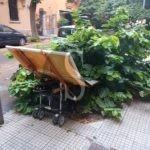 Cronaca. Messina, blitz della Polizia Municipale: rimosse bancarelle abusive a piazza Duomo