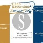 """Musica&Teatro. Lunedì 6 agosto Tony Canto inaugura il """"Capo Rasocolmo Summer Fest"""""""