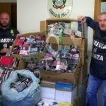 Cronaca. Mussomeli, lotta all'economia illegale: sequestrati oltre 4.000 articoli contraffatti